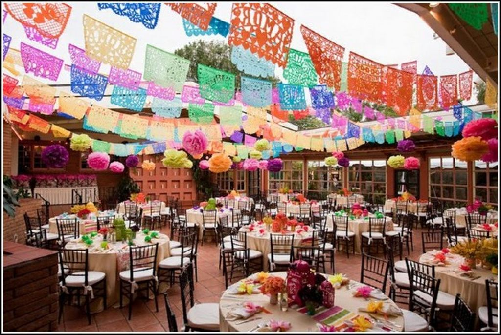 Homemade Centerpieces Decorating Ideas For Baby Shower Party Mexican Decorationsparties Decorationsholiday Decorationsmexican Weddingsmexican