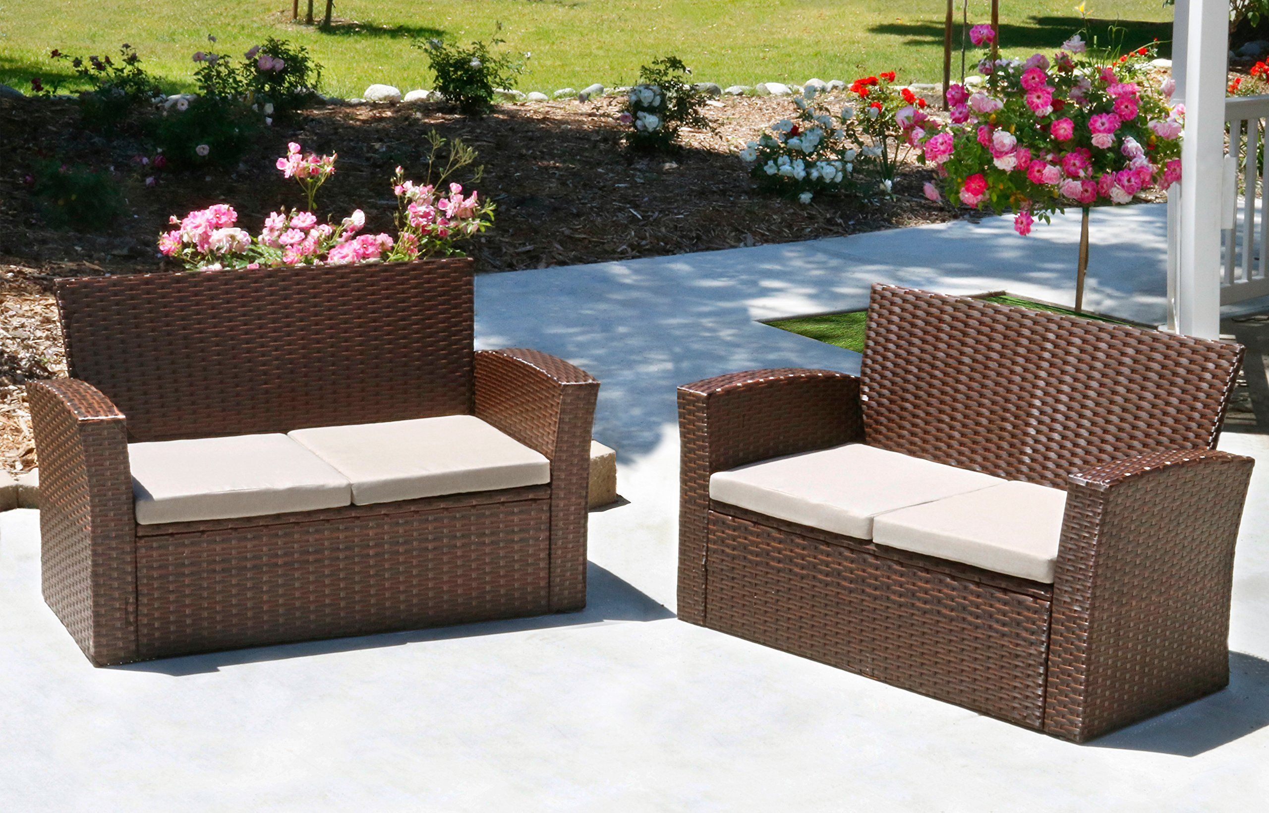 Innovex PRI12OD Prima Set Outdoor Patio Furniture large
