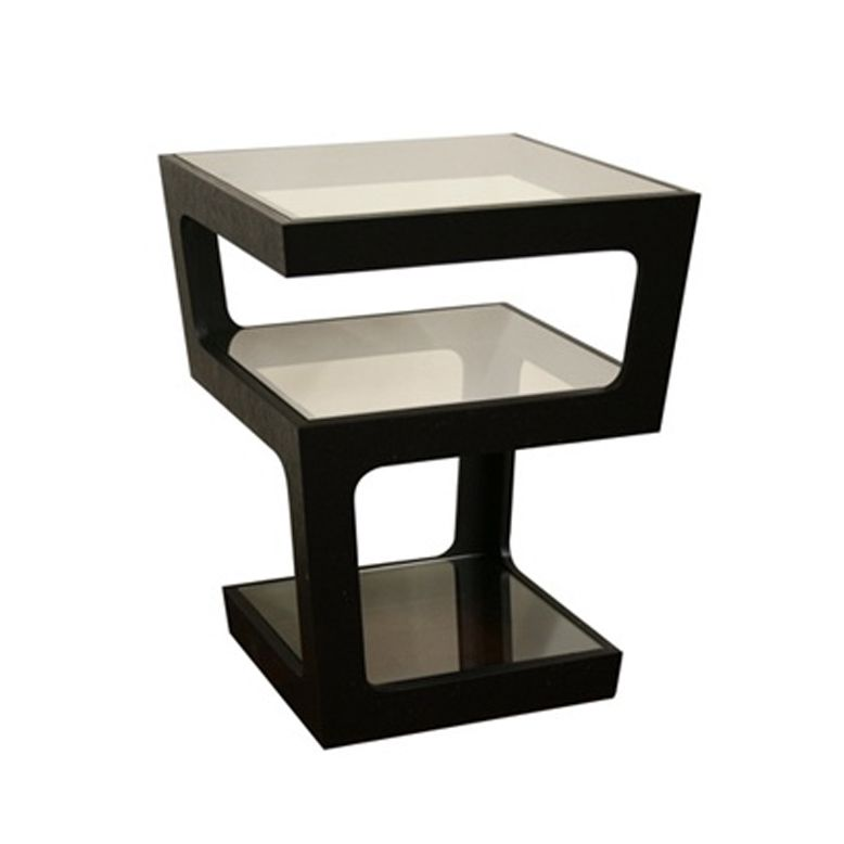 Oak Side Table End Tables Modern End Tables Black End Tables