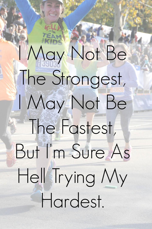 12 Inspiring Quotes for Runners | Marathon quotes, Half ...