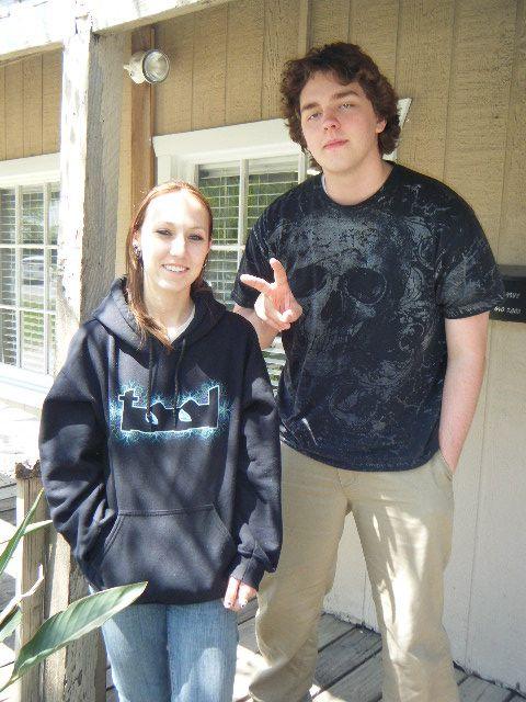 Siobhan and Gavin