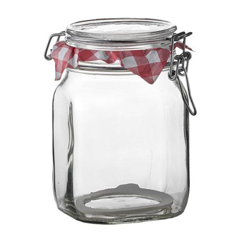 Best kitchen storage jars ever! (Affiliate)