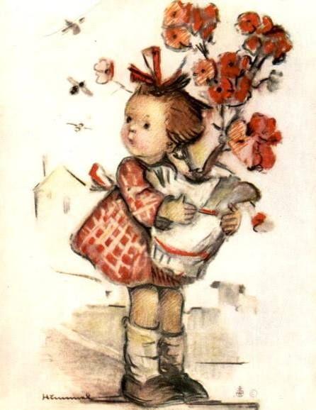 MI Hummel Hummel en Eva Harta Pinterest - kleine u küche