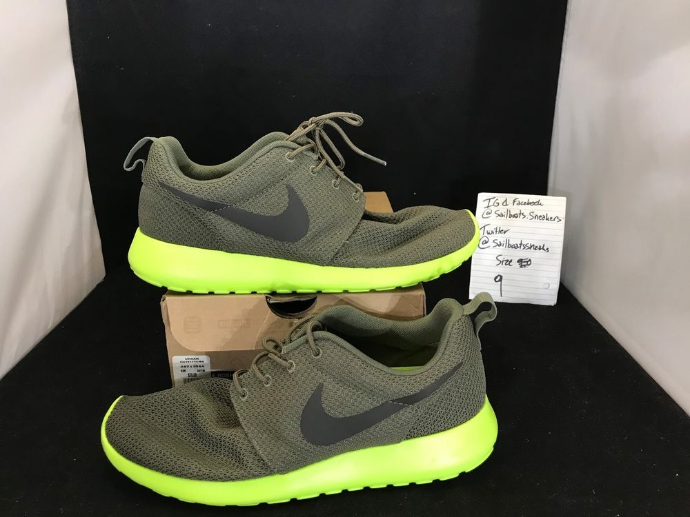 NIKE ROSHERUN 511882 786 ARANCIONE sneakers scarpe donna