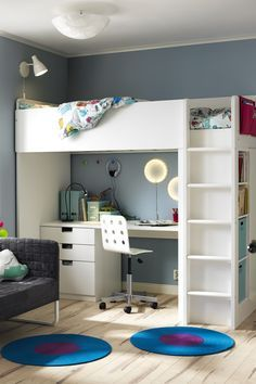 Billedresultat For Ikea Stuva Loft Bed Ikea Loft Bed Kids Loft Beds Ikea Baby Room