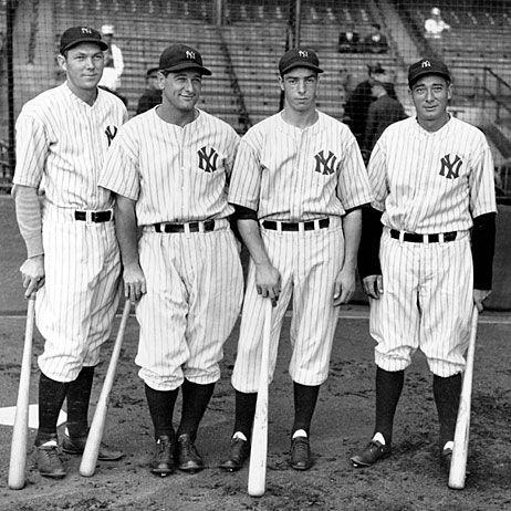 Image result for 1936 New York Yankees baseball photos