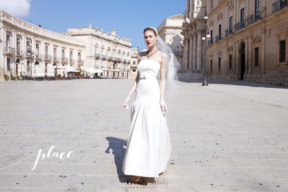 Catalog BHLDN Spring Wedding Dresses 2013 01