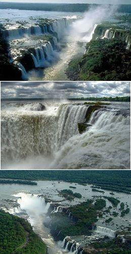 Cataratas Del Iguazú Parque Nacional Iguazú Puerto Iguazú Misiones Argentina Ma Cataratas Del Iguazu Argentina Cataratas Del Iguazu Cataratas Del Mundo