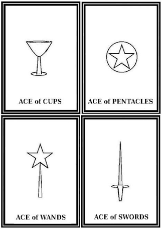 Image result for free printable tarot coloring pages | Tarot ...