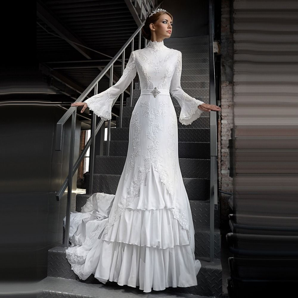 Find More Wedding Dresses Information about Muslim Traditional ...