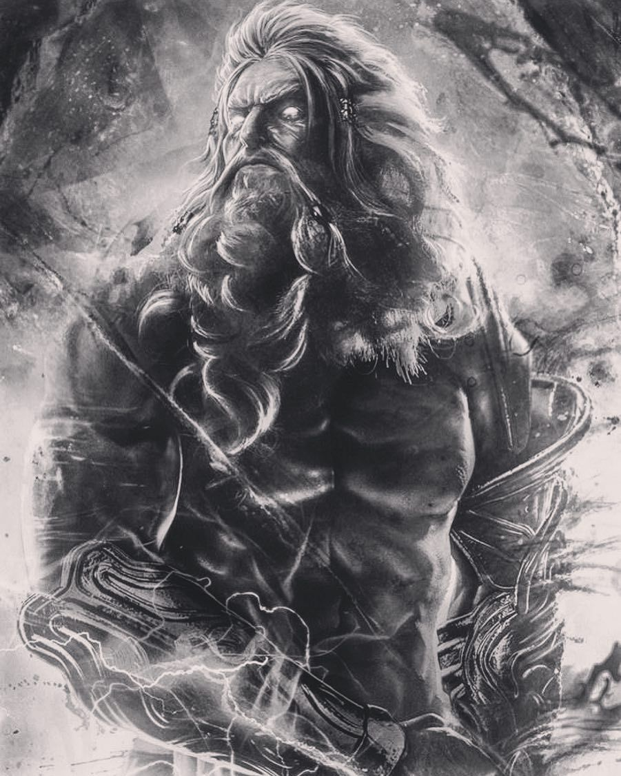 Related Image Zeus Tattoo Greek Tattoos Poseidon Tattoo 0