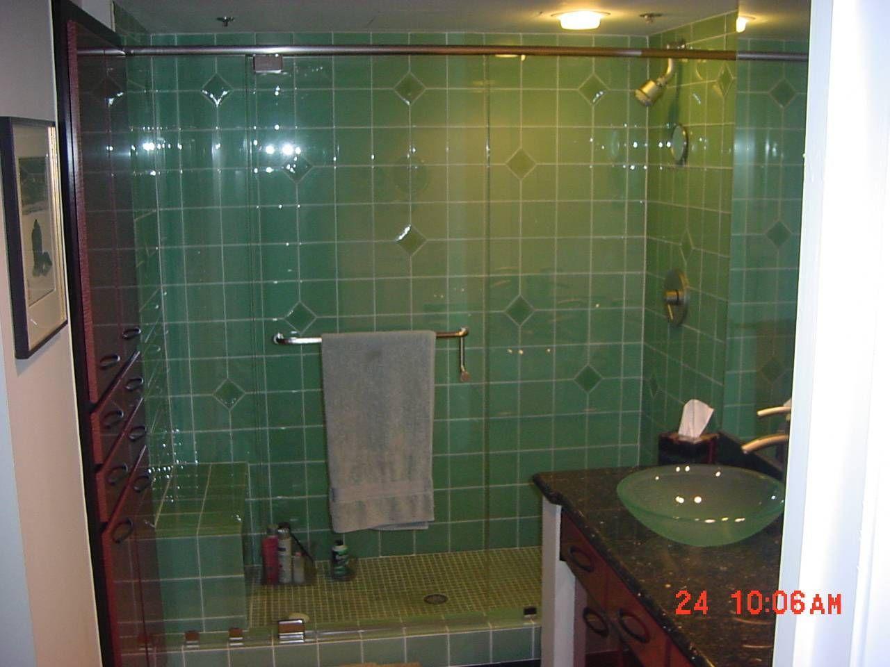 Glass Tile Master Shower | Dream Home | Pinterest | Master shower ...