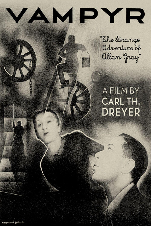 Kuvahaun tulos haulle vampyr 1932 poster