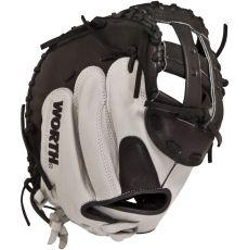 Worth Legit Fastpitch Catchers Mitt 33 Lfpcmx On Cheapbats Com Fastpitch Catcher Softball Gloves