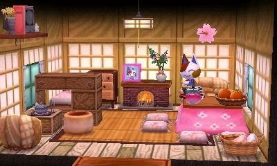 Animal Crossing New Horizons House Exterior