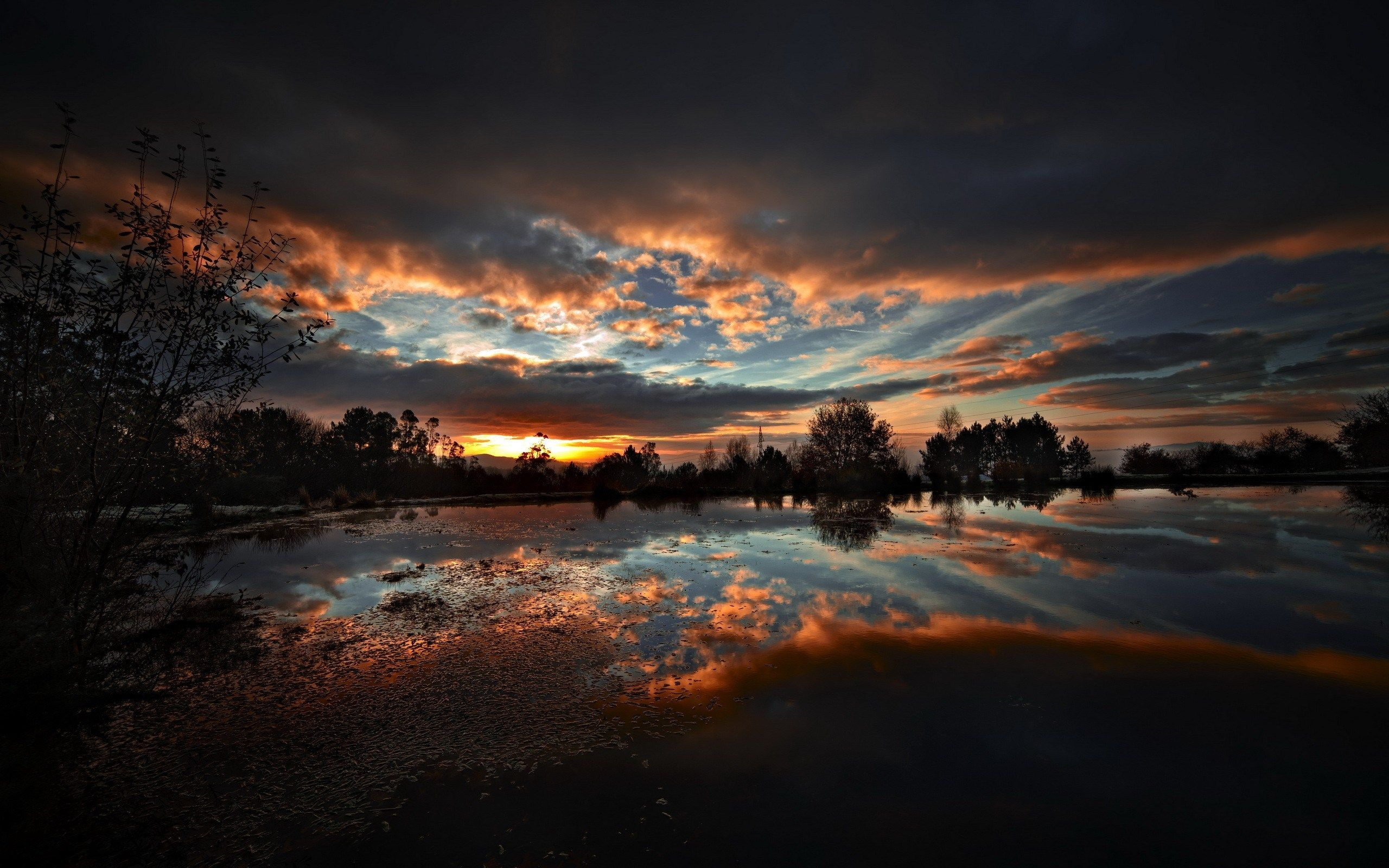 Lake Sunset Wallpaper Get Free top quality Lake Sunset Wallpaper