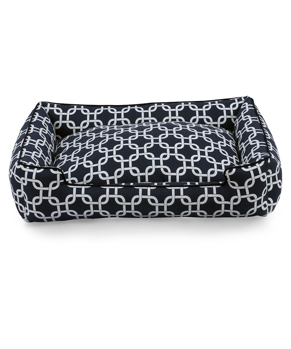 Marine Pet Lounge An Attractive Everyday Pillow With High Walls