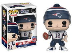 New England Patriots Tom Brady Pop! NFL Series 3 Vinyl Figure