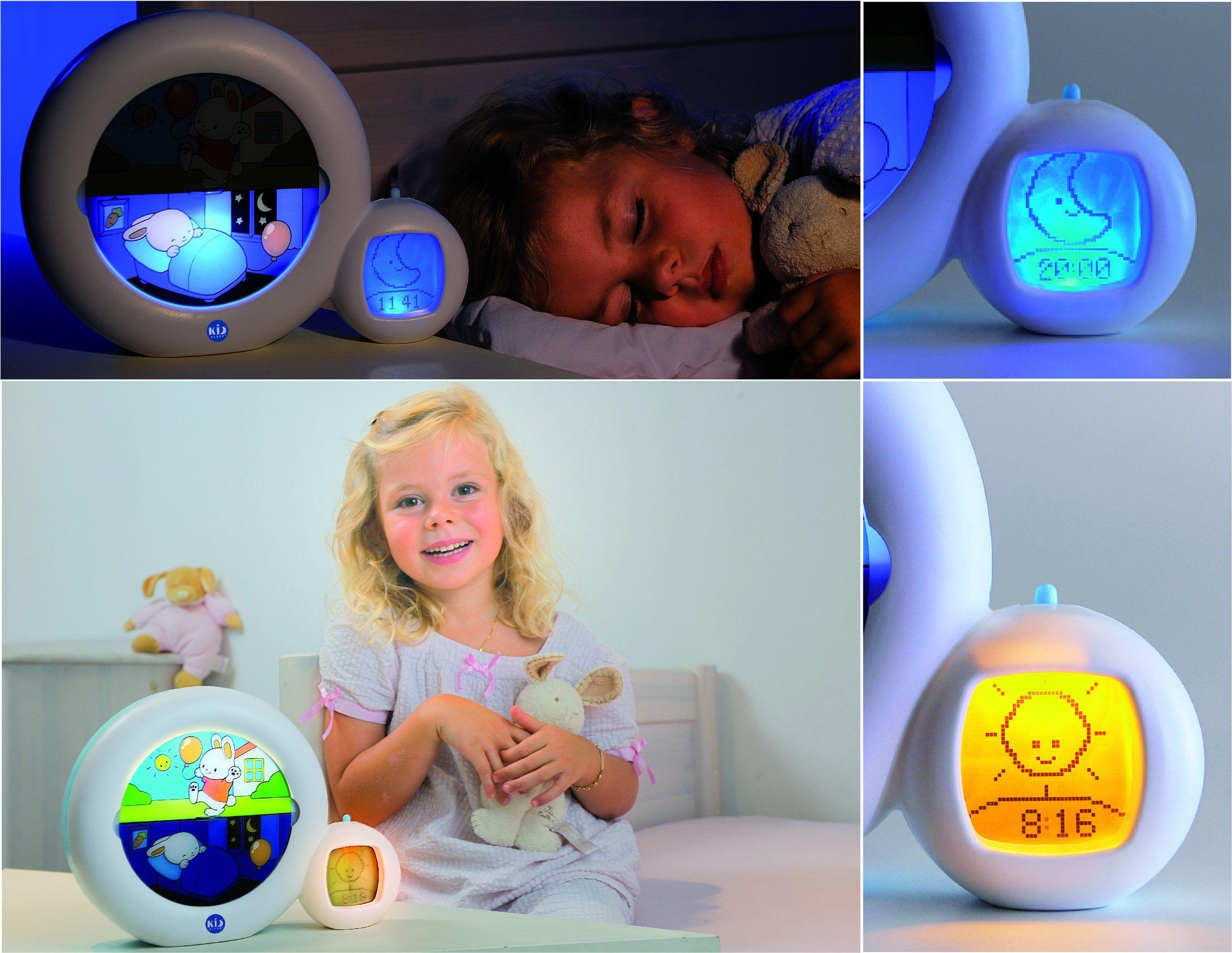 Babyzimmer Nightlight ~ Amazon claessens kids kid sleep moon nightlight white blue