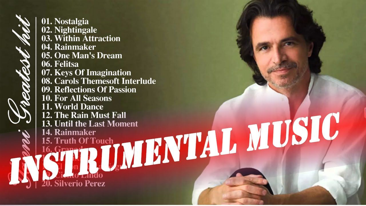 Yanni Greatest Hits - Best Instrumental Music - YouTube