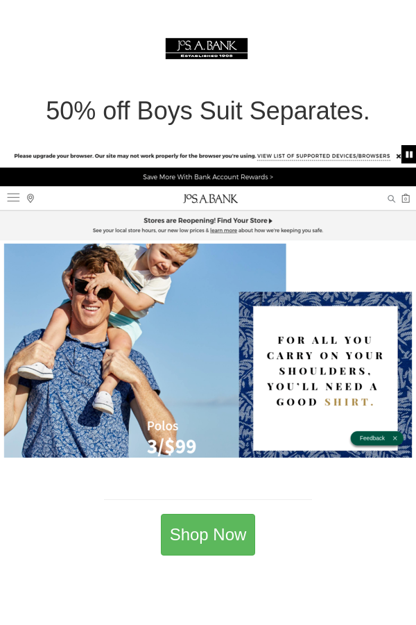 Best Deals And Coupons For Jos A Bank In 2020 Boys Suits Jos Coupons