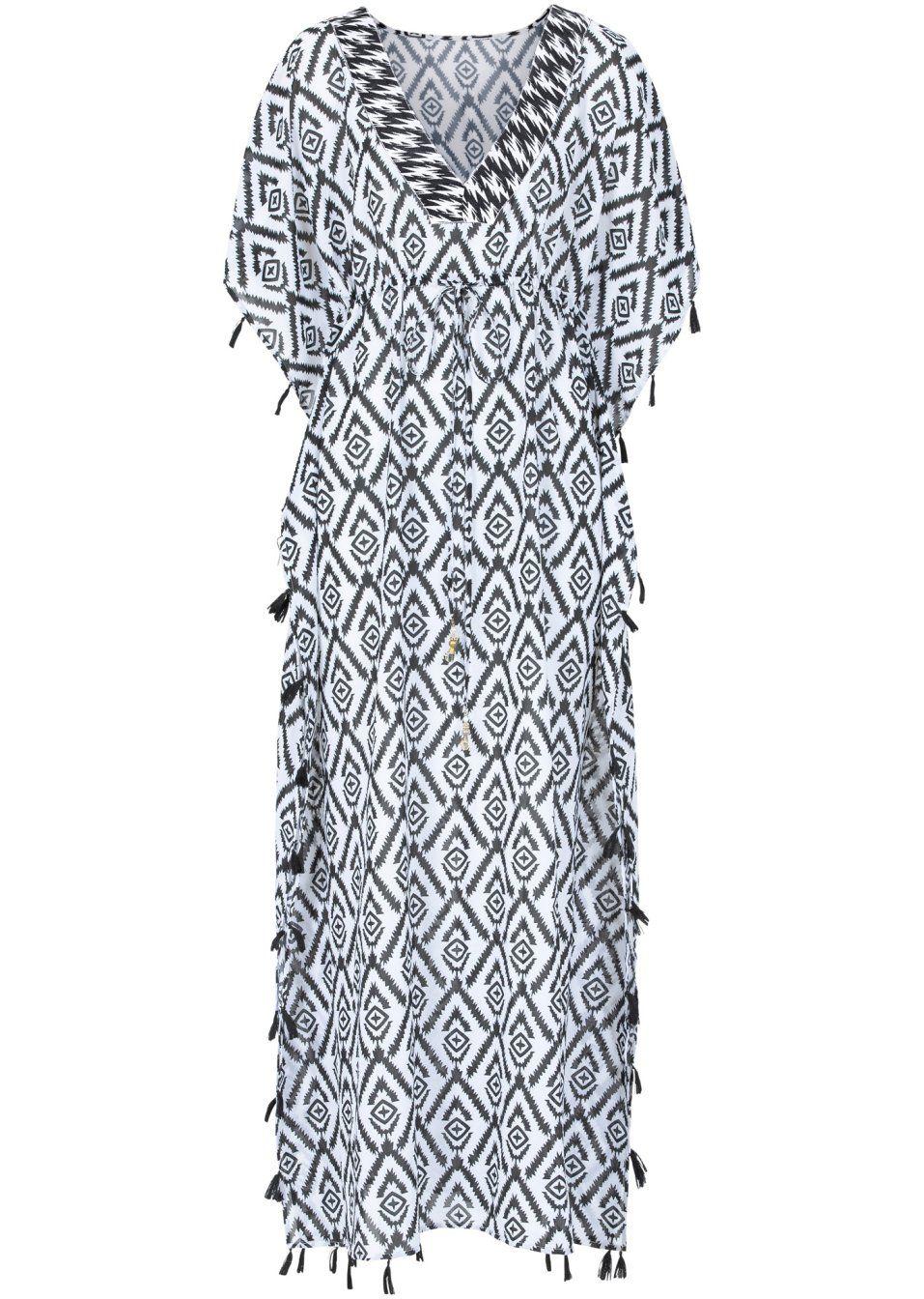 Strand Maxikleid | Strandkleid, Strandkleid lang, Kleider