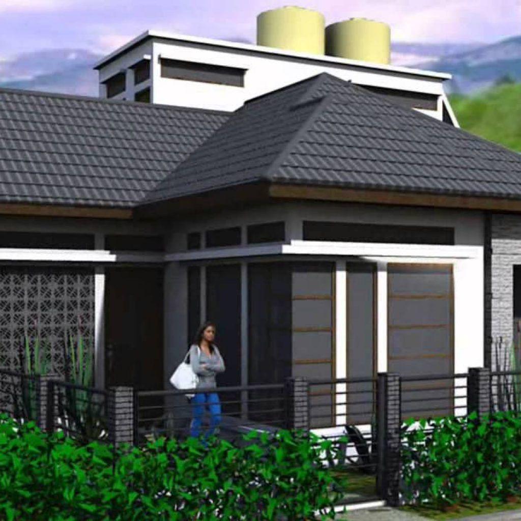 Kampung Model Rumah Sederhana Tapi Indah - Content