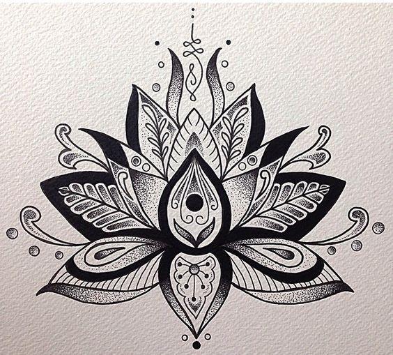 Un Unalome Es Una Especie De Mandala Budista Tiene Un Significado