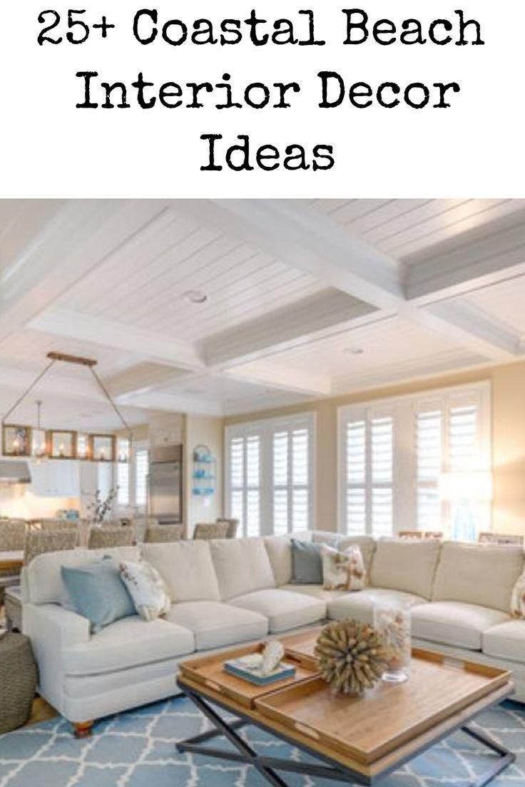 51+ Beach Coastal Decor Ideas #beachcottageideas