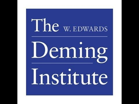 Dr. Deming - The 5 Deadly Diseases 1984 - YouTube | Deming ...