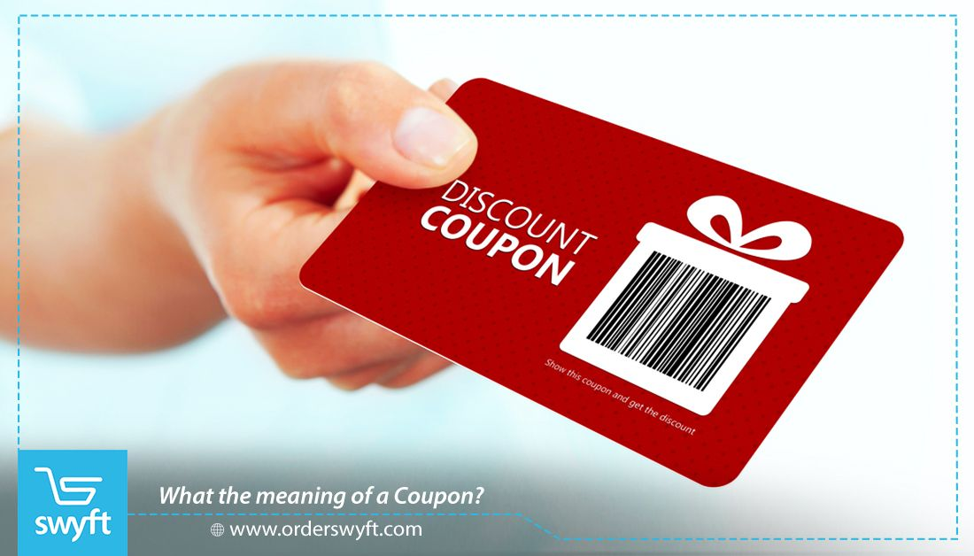 What The Meaning Of A Coupon Snack Delivery Delivery App App