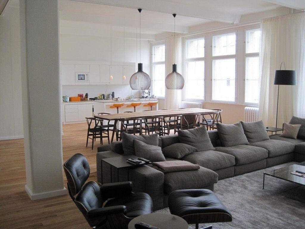 Loft Project Berlin, Mitte | Graue Sofas | Pinterest | Graues sofa ...