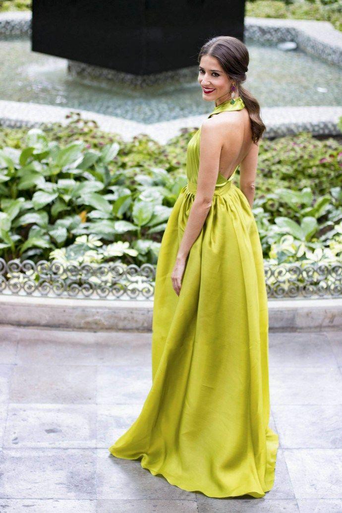 Vestidos invitada boda noche verano 2019