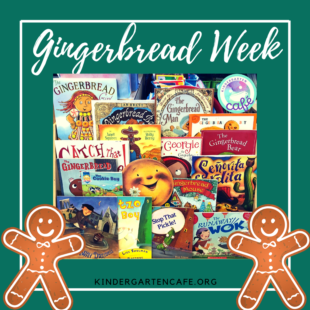 Gingerbread Week