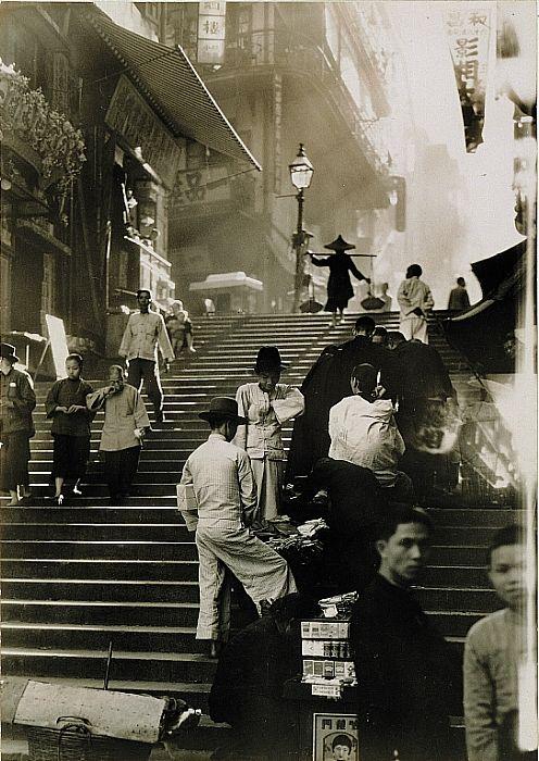 W. Robert Moore, Hong Kong