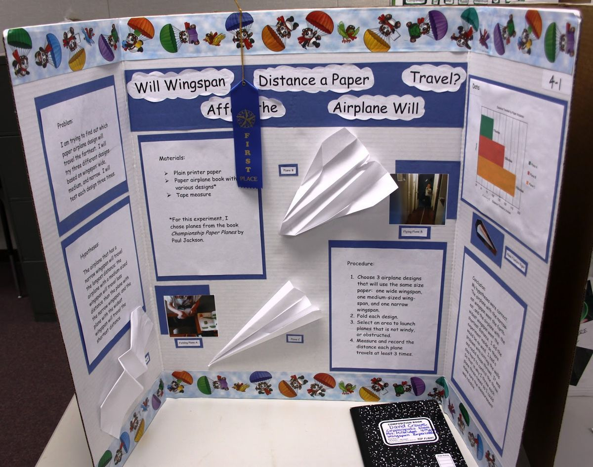 First place science fair projects for inquisitive kids | Share ...