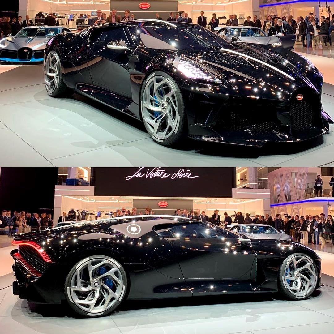 Bugatti La Voiture Noire за 16,7 млн. €! Men's Classical