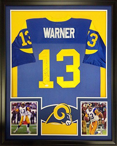 92b4c4af Pin by Mister Mancave on Football Framed Jerseys | St louis rams ...