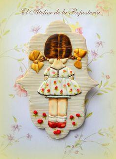 Dulce niña by El Atelier de la Repostería