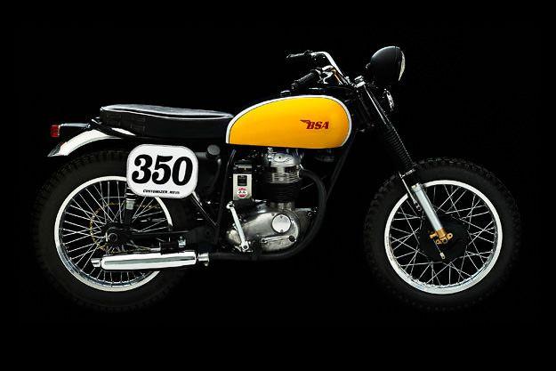 Bsa B40 Tracker Tracker Motorcycle Bike Exif Classic Car Insurance