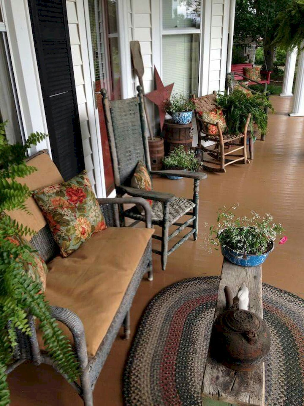 70 modern farmhouse front porch decorating ideas on gorgeous modern farmhouse entryway decorating ideas produce a right one id=91244