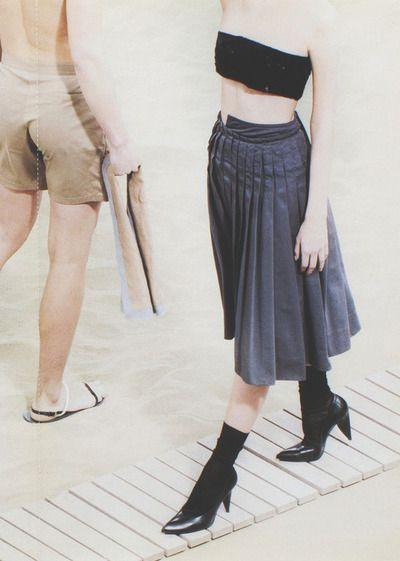Prada S/S 2011 Ready-to-Wear Lookbook