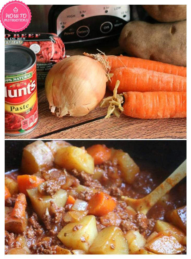 Poor Man S Stew Poor Mans Stew Recipes Stew Recipes