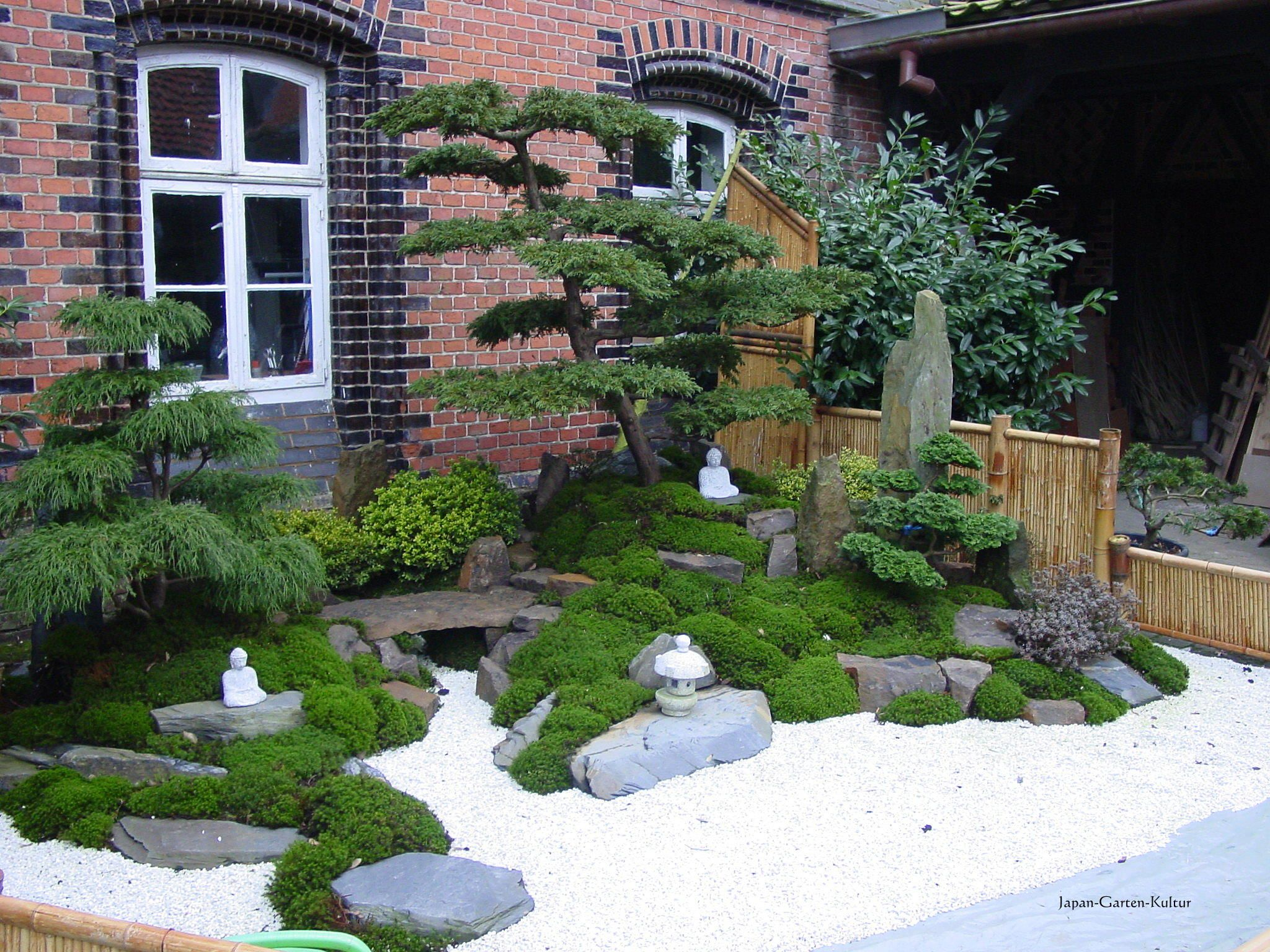 Photo of Garden design from Japan garden culture