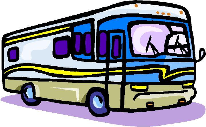 rv camping clipart. rv motorhome clip art funny camping free cartoon clipart e