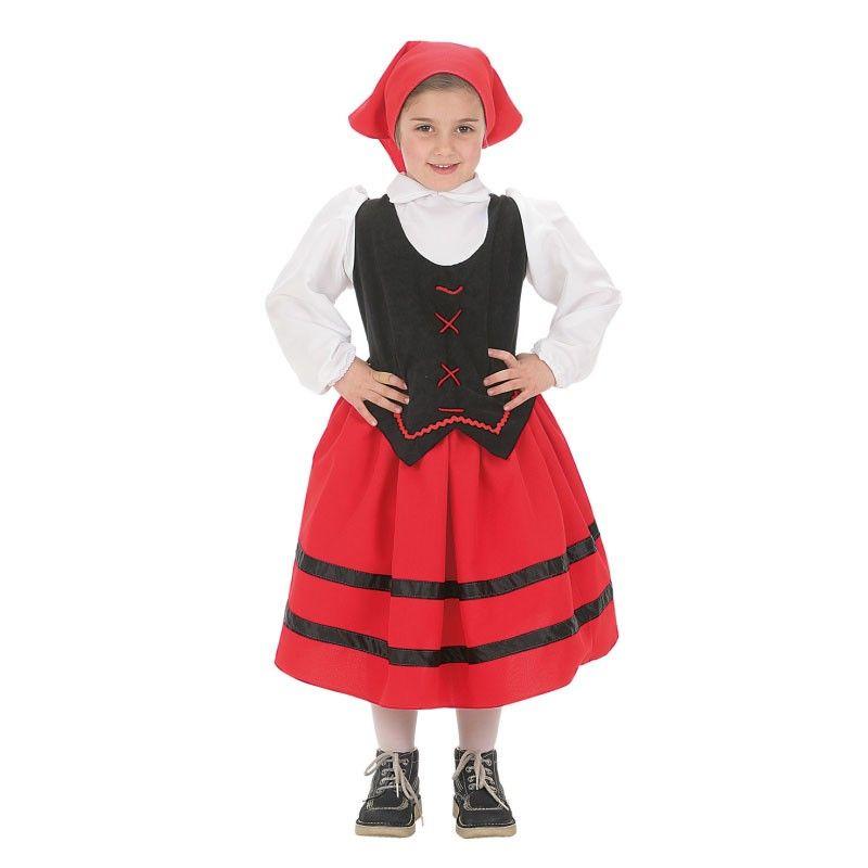 Disfraz pastora infantil disfraces navidad infantiles - Disfraces infantiles navidad ...