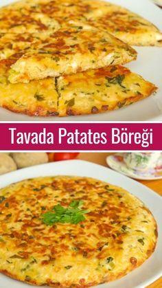 Tavada Patates Böreği (videolu) - Nefis Yemek Tarifleri