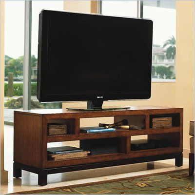 Tommy Bahama Home Ocean Club Pacifica Entertainment Console With