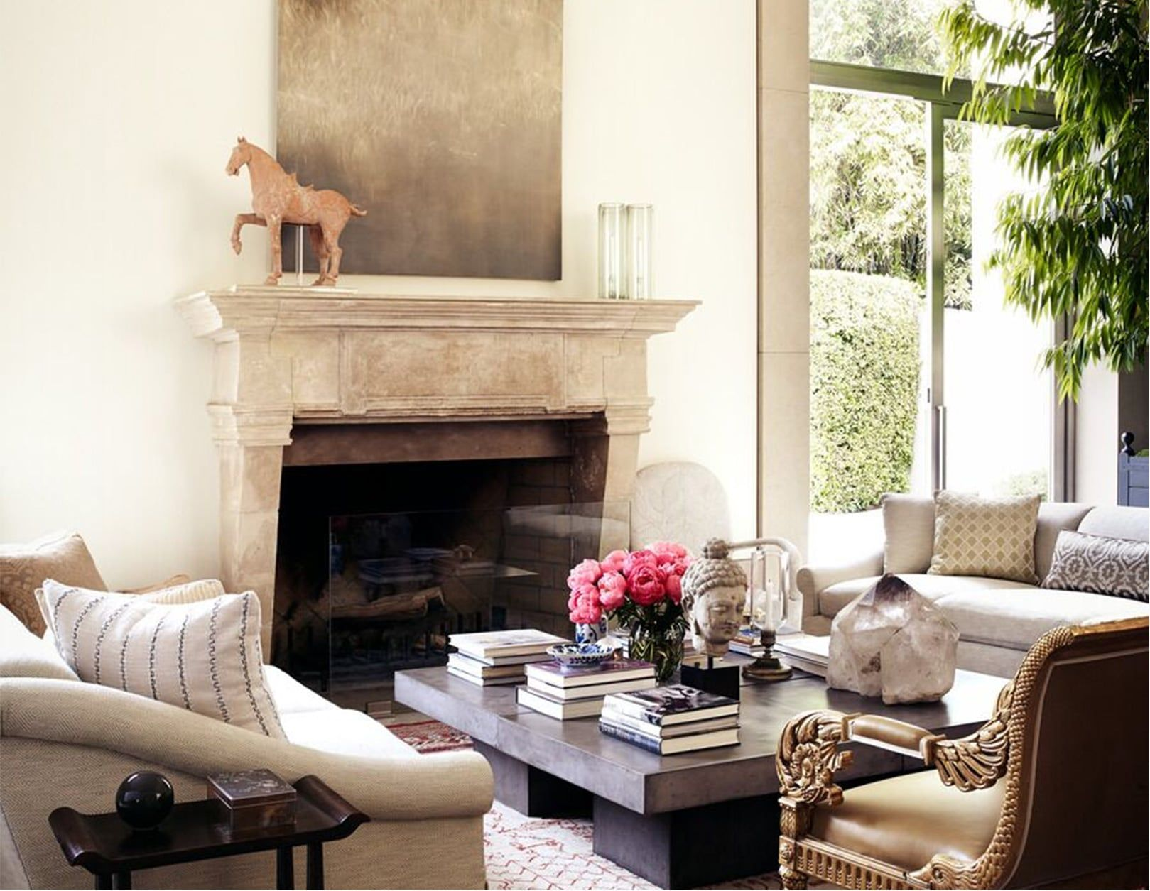 Michael S Smith Design Tips With Images Living Room Design