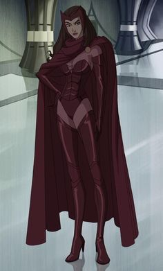 Image result for scarlet witch wolverine and the x-men